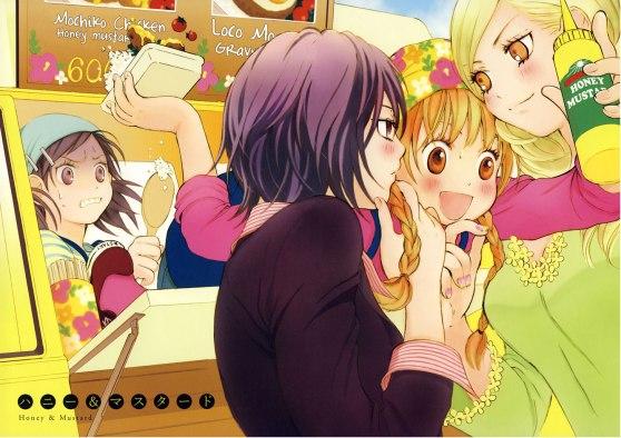 Azure Dream - Honey and Mustard (manga)